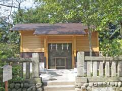 忍諏訪神社二の丸稲荷社
