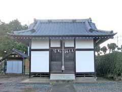 利田伊奈利神社