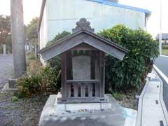 利田伊奈利神社塞神