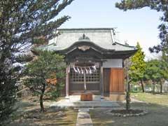 小敷田春日神社