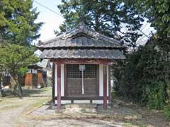 境内忍第7番巡礼札所観音堂