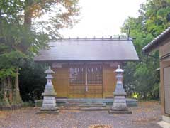 馬見塚神明社
