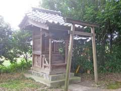 菅谷八幡神社天神社