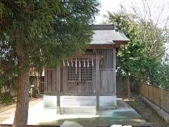 持田諏訪神社