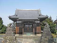 持田剱神社