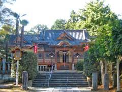 長野久伊豆神社