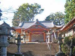 境内社赤飯稲荷神社