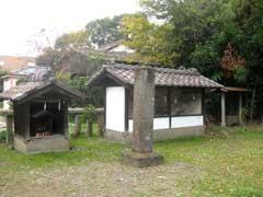 治子神社境内社