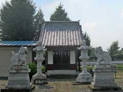 須戸橋御嶽神社