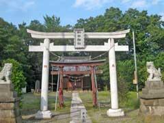 和田神社鳥居