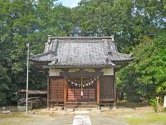 和田神社拝殿