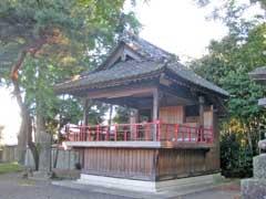 勝呂神社神楽殿