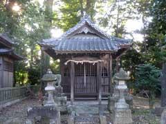 境内社榛名神社