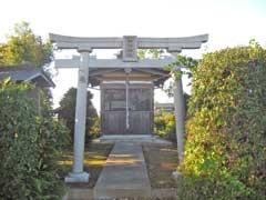 若小玉諏訪神社