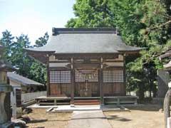 渡柳常世岐姫神社