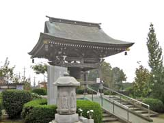 観福寺鐘楼堂