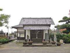 観福寺薬師堂