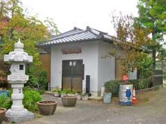 観福寺護摩堂