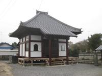長光寺境外薬師堂