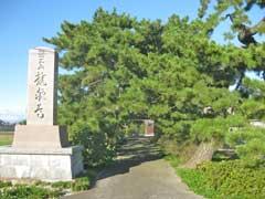 龍泉寺参道