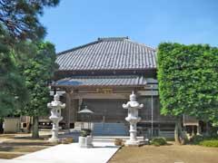 本性寺本堂