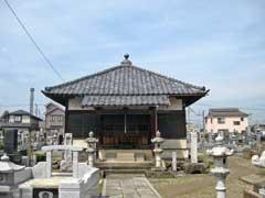秀常寺観音堂