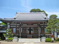 心応寺本堂