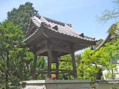 心応寺鐘楼