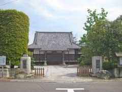 玉宝寺山門