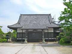 玉宝寺本堂