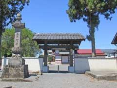 正願寺山門