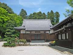智観寺本堂