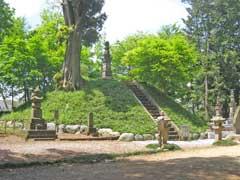 智観寺中山信吉墓