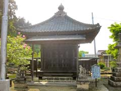 金蔵寺八耳堂