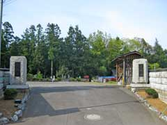 金蔵寺山門