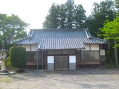 金蔵寺本堂