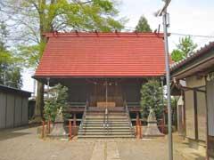 双柳稲荷神社