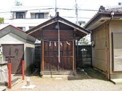 双柳稲荷神社境内社