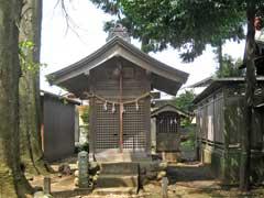 境内社八坂神社