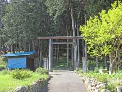 畑神社鳥居