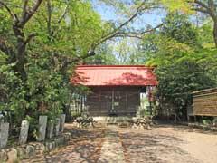 岩澤白髪白山神社
