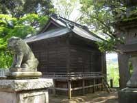 諏訪八幡神社境内社1