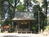 諏訪八幡神社境内社2