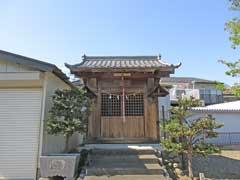 矢颪八坂神社