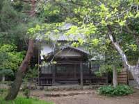 瀧岸寺本堂