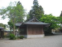 高麗神社神楽殿