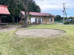 野々宮神社相撲場