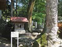 武幡横手神社鳥居