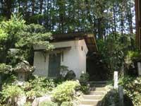武幡横手神社拝殿