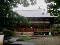 宥勝寺本堂